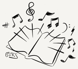 Music In Books