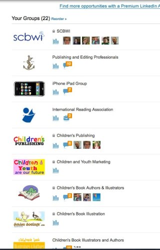 LinkedIn App Groups 01